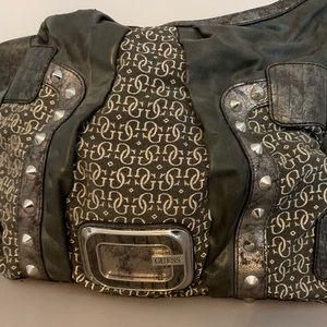 Guess Large Hobo Bag